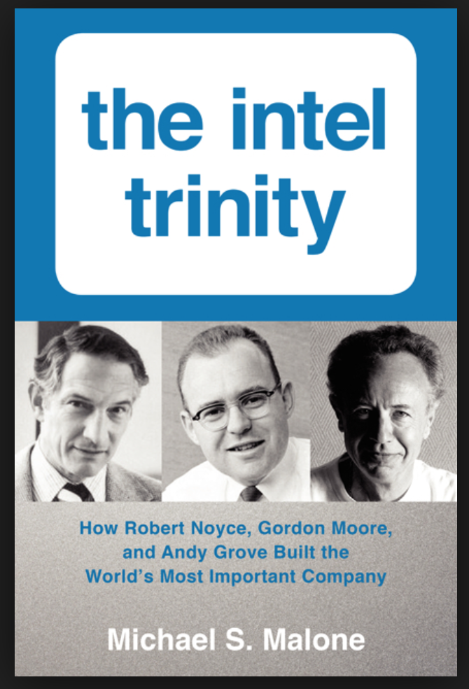 Book Review: The Intel Trinity