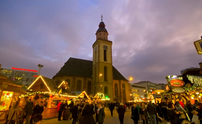Christmas Markets opening up